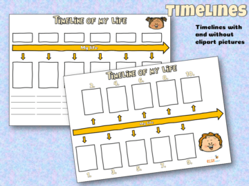 Timelines of your life