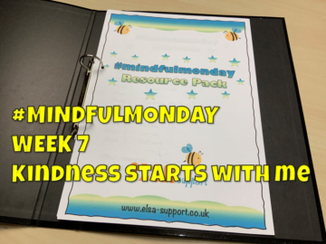 Mindful Monday Kindness starts with me