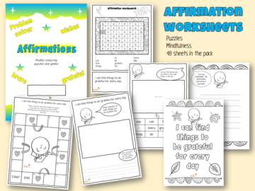 affirmations activity