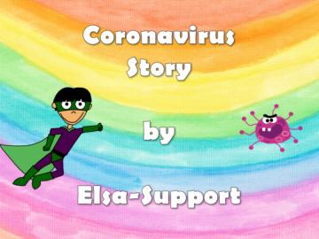 coronavirus story for children
