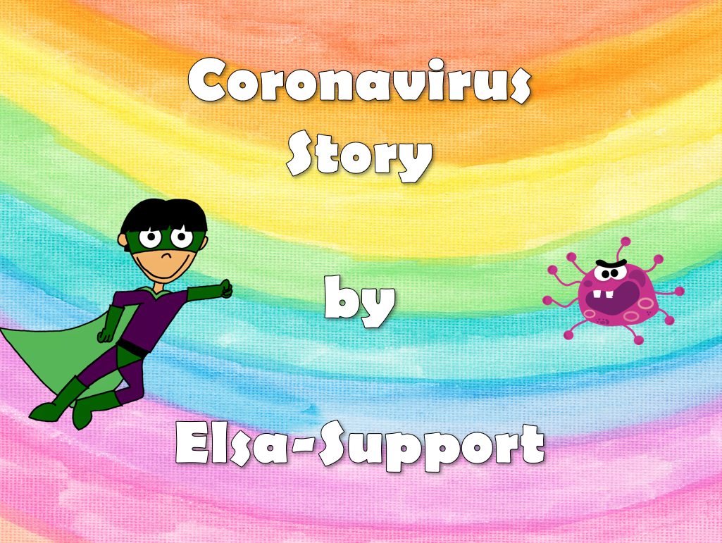 coronavirus story for children