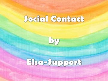social contact