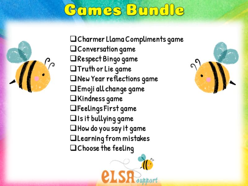 elsa games bundle
