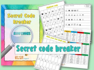 Code breaker emotions
