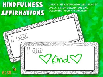 mindfulness affirmations