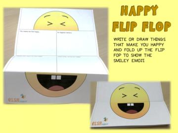happy flip flop