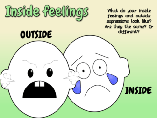 Inside feelings