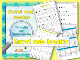 code breaker strengths and characteristics