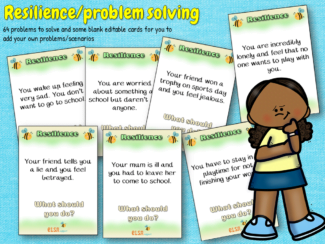 resilience cards