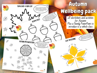 Autumn wellbeing