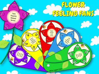 FLOWER FEELINGs FANS