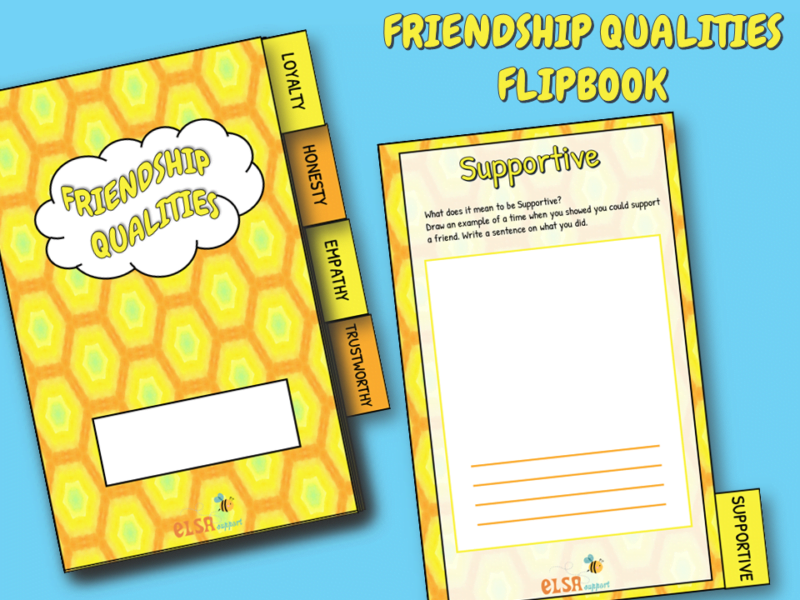 friendship qualities