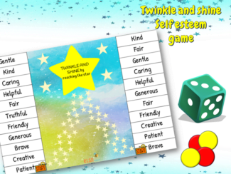 Twinkle and shine game