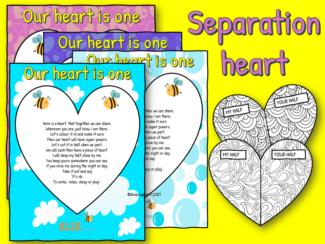 separation heart