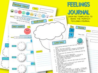 Feelings diary