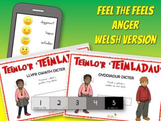 Feel the feels anger welsh