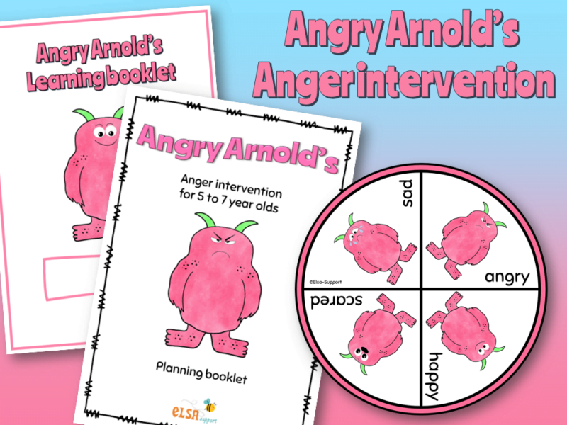 Angry Arnolds Anger intervention