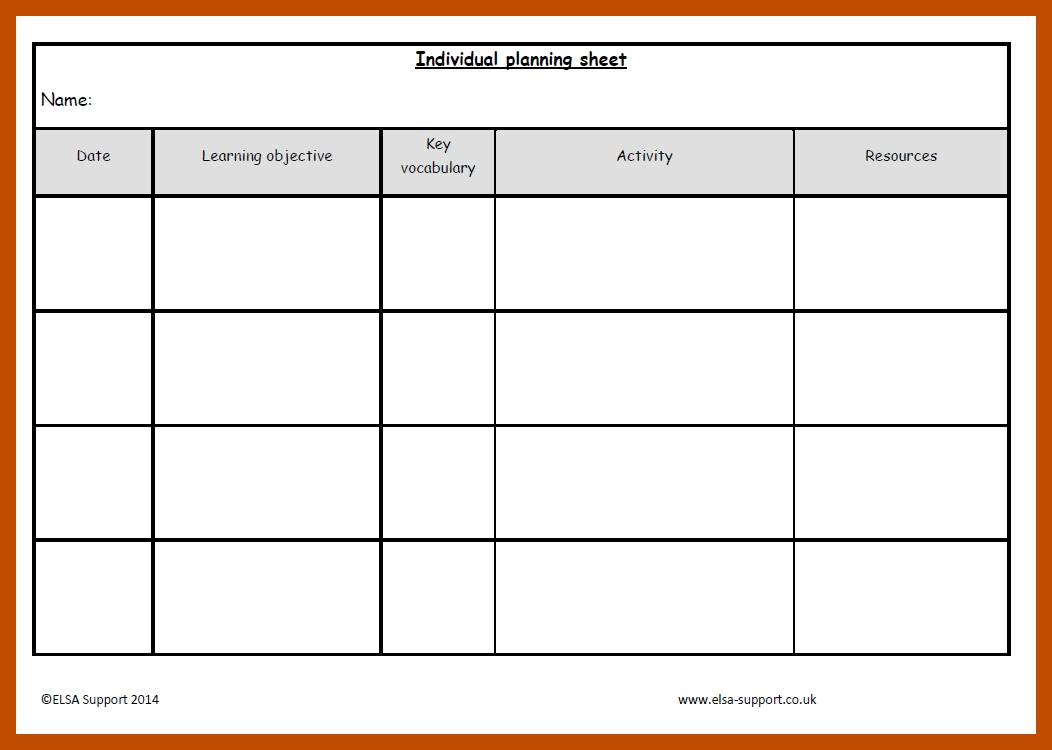 Blank Vocabulary Worksheet Template on Ice Breaker Bingo Free Printable