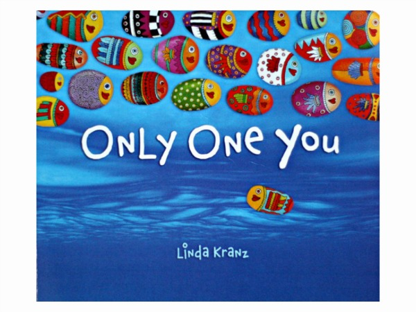 Only one you book recommendation elsa support for Children s fish book