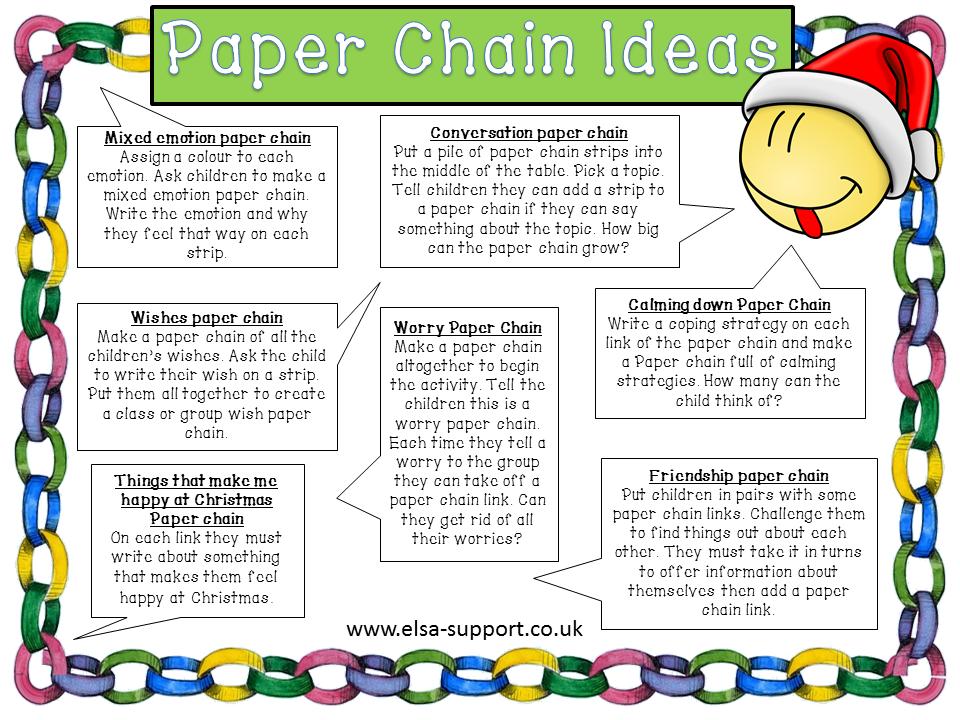 paper-chain