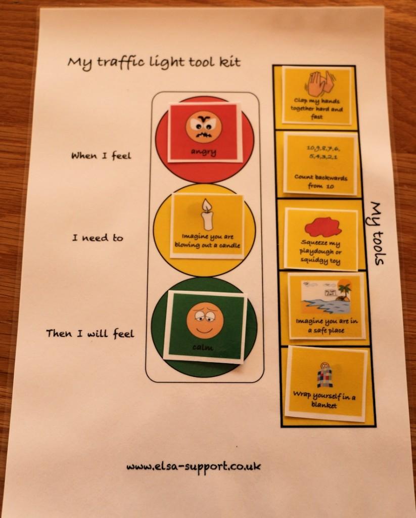 Traffic light 7