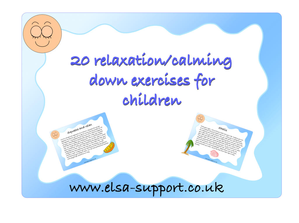More keywords like Relaxation Worksheets For Kids other people like :
