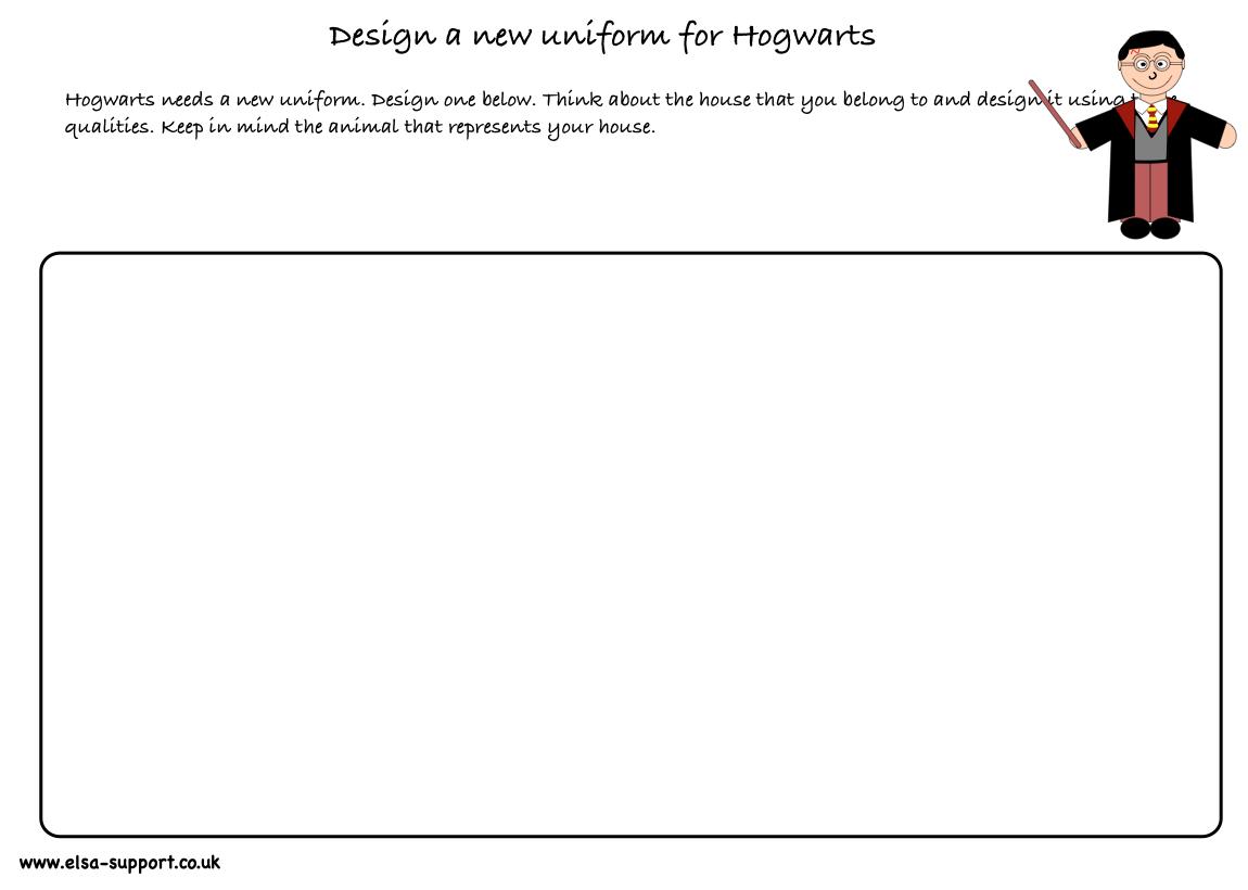 Uncategorized Harry Potter Worksheets harry potter themed emotional literacy