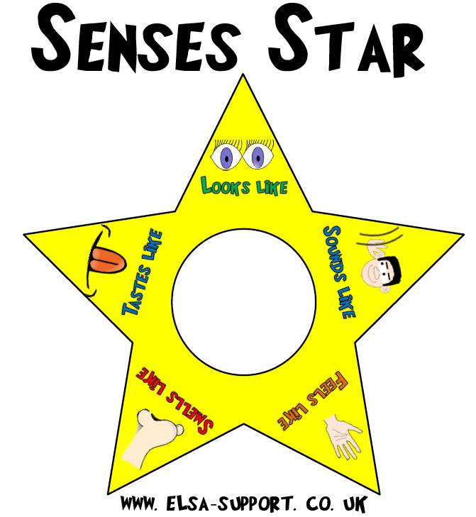 senses star