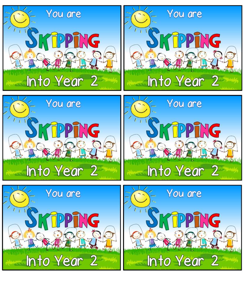 skipping