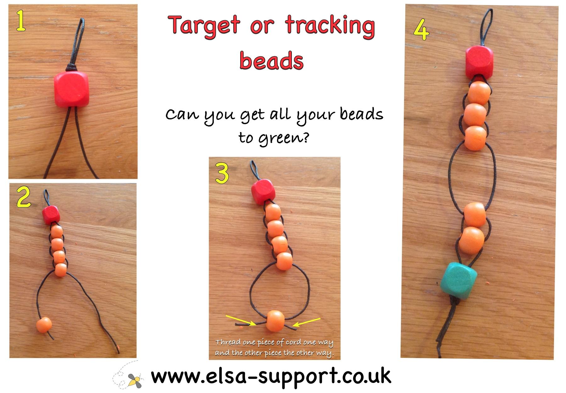 tracking beads image